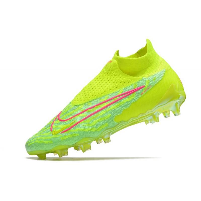 Adidas X 15.1 FGAG Chaussures de Foot Neuf Noir Rose