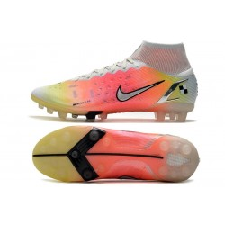 Fotbollsskor Nike Mercurial Vapor 13 Elite FG New Lights Blå Vit