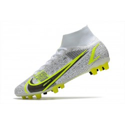 Fotbollsskor Nike Mercurial Vapor 13 Elite FG Under The Radar Svart
